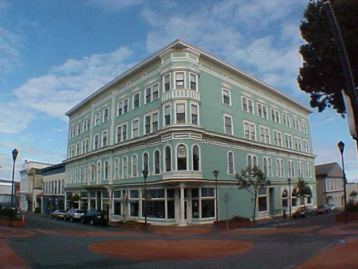 Vance Hotel Old Town Eureka Office space