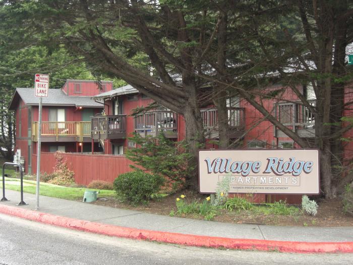 Village Apartments Arcata